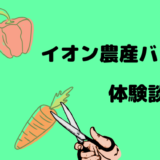 イオン農産バイト・体験談