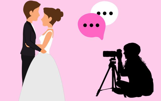 「私たちの結婚式」カメラマンの口コミ